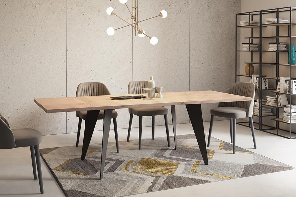 stół debowy s-13